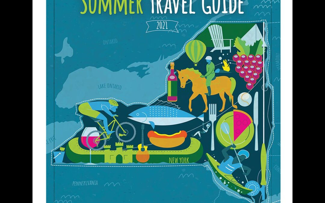 Summer travel guide will help you make plans (Letter from the Editor)
