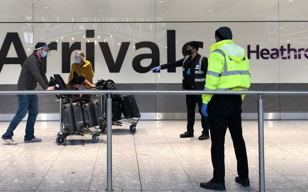 Coronavirus news – live: NHS 'unlikely to be overwhelmed' late summer as travel advice amended