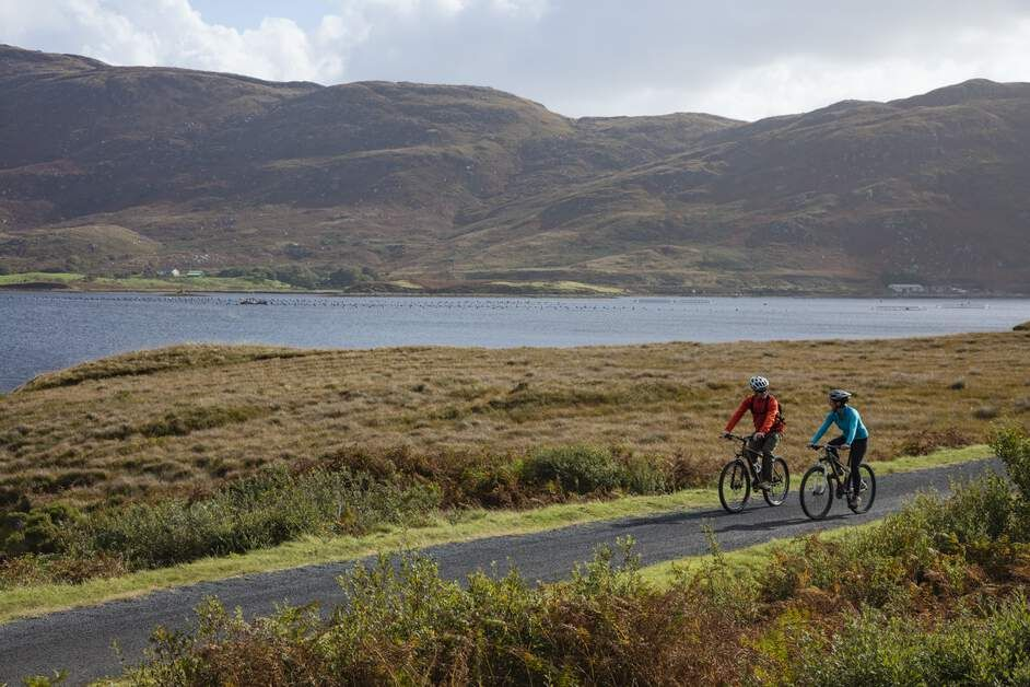 Life cycles: Exploring Mayo and the Irish people's way with words